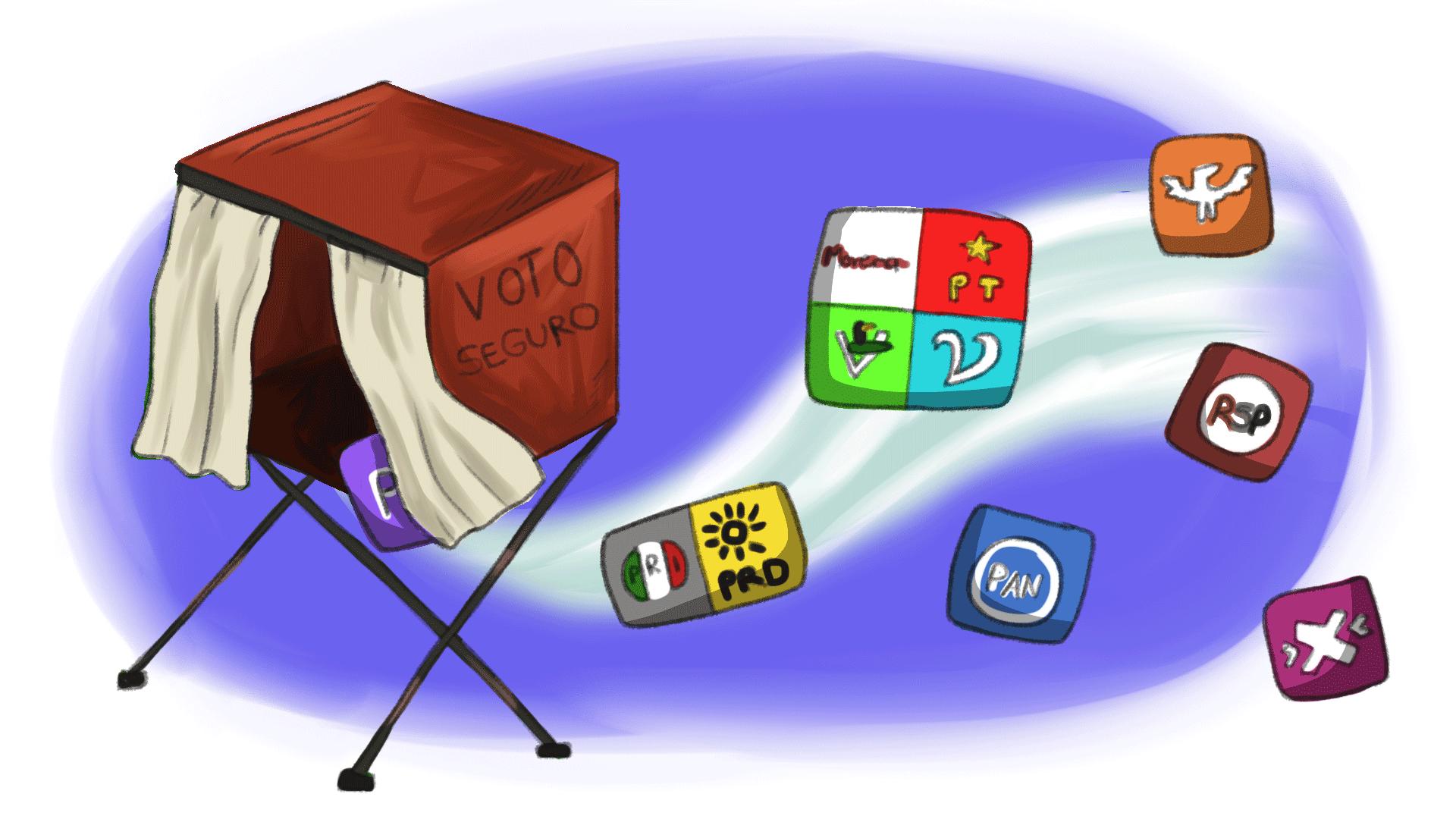 candidatos a gobernador en Nuevo León