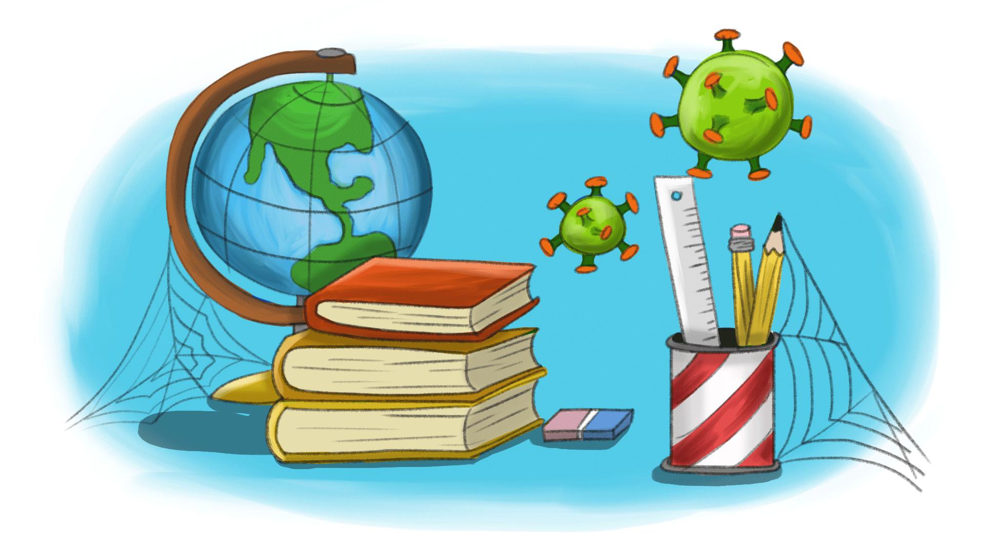 Efectos de la pandemia de COVID en la educación