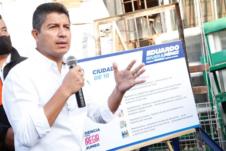 Tianguis Turístico logro de Eduardo Rivera