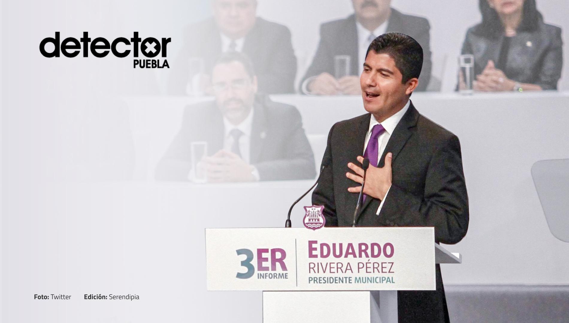 Puebla fue el primer municipio con Smartbike: Eduardo Rivera