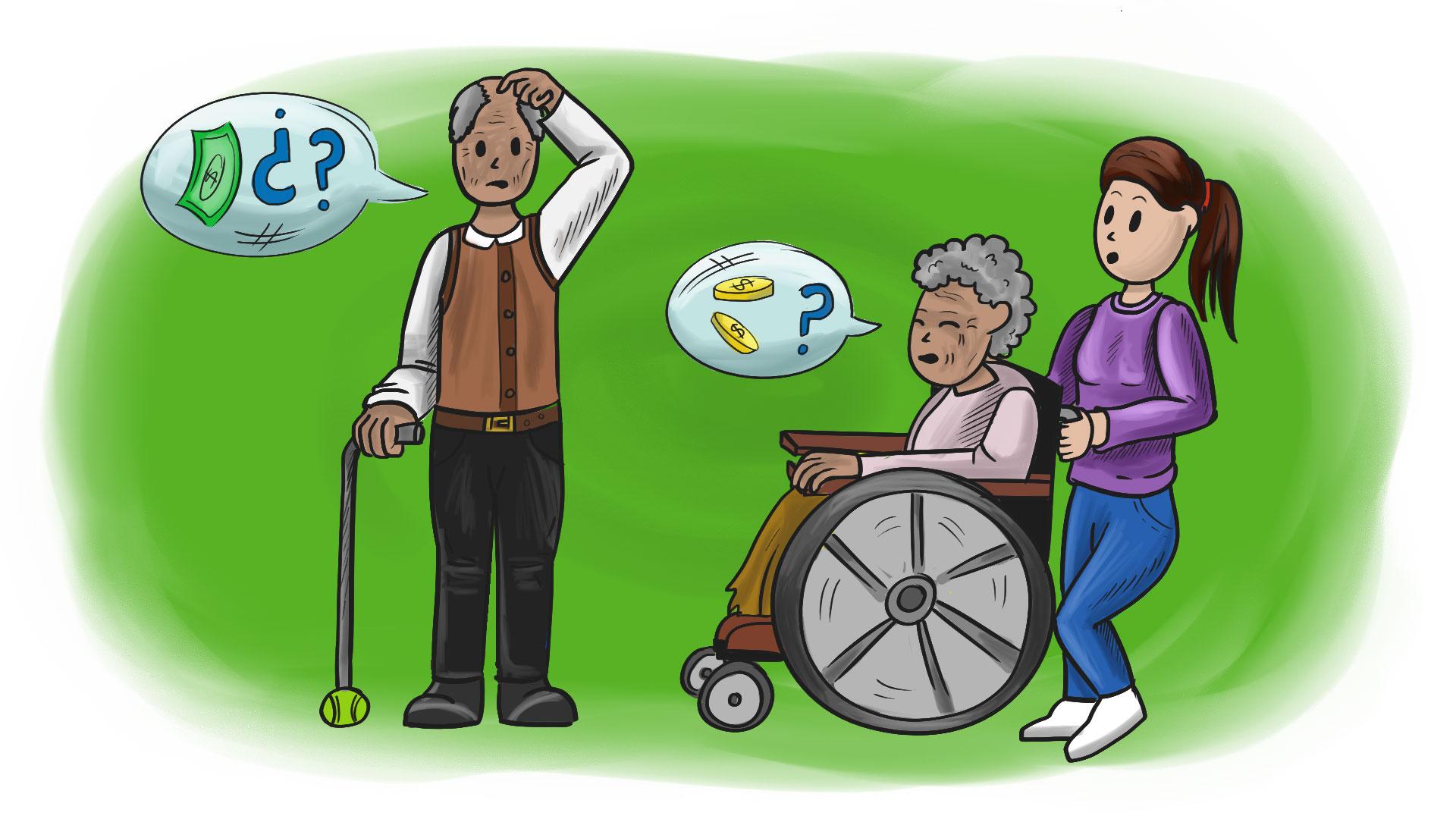 Cómo tramitar la pensión de adultos mayores 2021