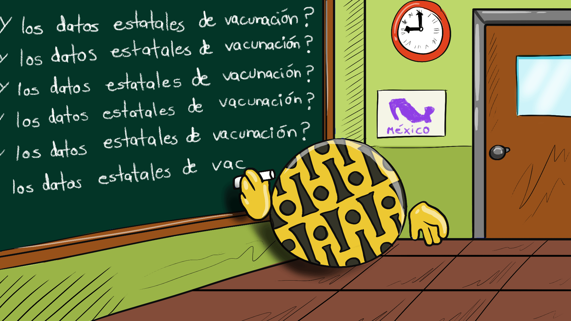 Cuántas personas han sido vacunadas por entidad